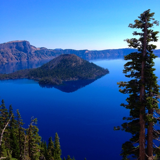 Crater Lake National Park, OR