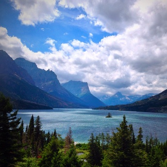 Saint Mary Lake, Glacier National Park, MT